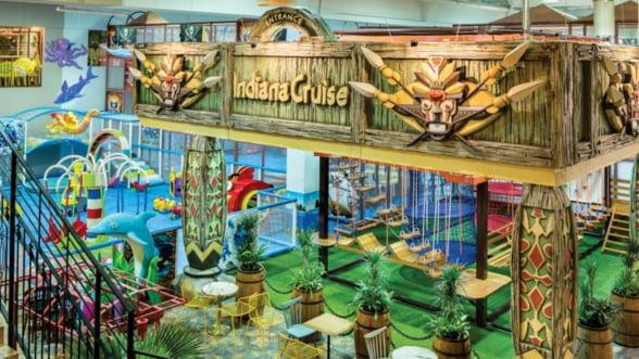 Cel mai mare parc de distractii indoor din Romania, Superland, a primit o finantare de la Libra Internet Bank