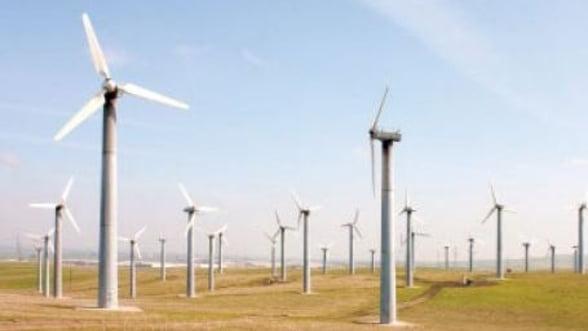 Cel mai mare parc eolian din Europa a crescut profitul CEZ cu 67 milioane de dolari