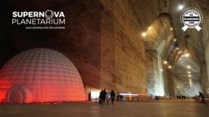 Cel mai mare planetariu din Romania va fi inaugurat oficial vineri