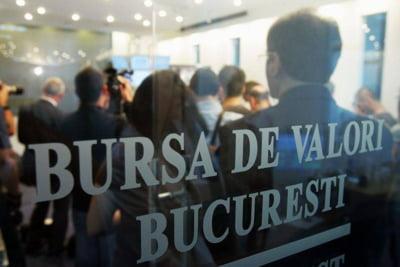 BVB a inchis, luni, in scadere usoara, pe o lichiditate asigurata de titlurile FP si Zentiva