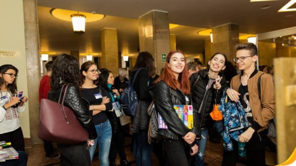 Cel mai mare targ de universitati din Europa de Sud si Est aduce in Romania reprezentanti din 18 tari la o noua editie RIUF