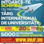 Cel mai mare targ international de universitati se deschide in weekend la Bucuresti