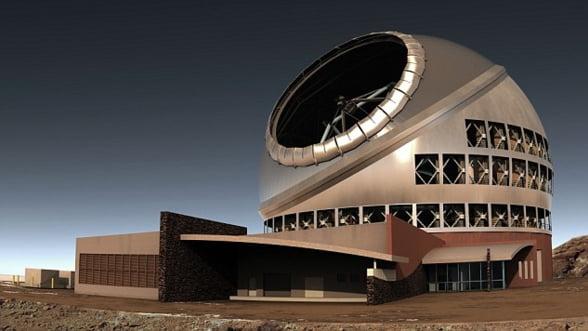 Cel mai mare telescop din lume: China si India isi unesc fortele