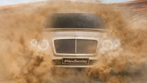 Cel mai puternic SUV de pe piata, dezvaluit pas cu pas de Bentley (VIDEO)