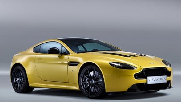 Cel mai rapid Aston Martin. Iti place?