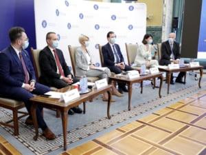 Cel mai recent barometru IMAS: PNL si USR sunt in crestere, PSD pierde 1%, iar Pro-Romania stationeaza