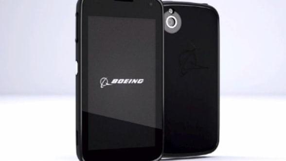 Cel mai sigur smartphone de pe piata vine de la Boeing