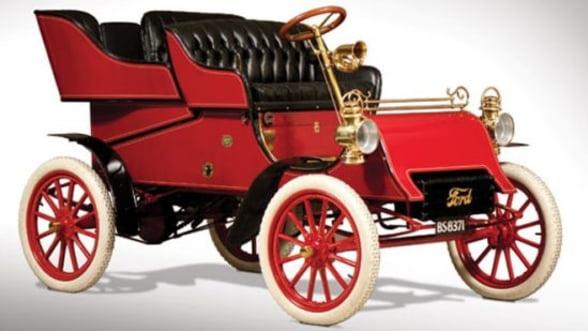 Cel mai vechi Ford din lume, la vanzare (Galerie Foto)