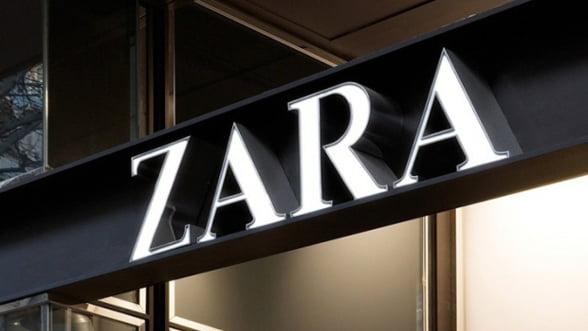 Cele 98 de magazine Zara de pe piata locala prospera. Ce profit au incasat spaniolii