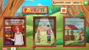 Cele mai bune aplicatii pentru copii (iPad)