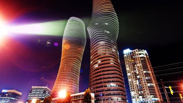 Cele mai impresionante cladiri inalte din lume (Galerie foto)
