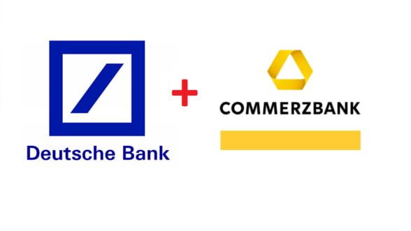Cele mai mari banci din Germania ar putea fuziona in curand