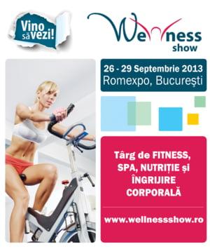 Cele mai noi aparate si tehnici de antrenament la Wellness Show 2013