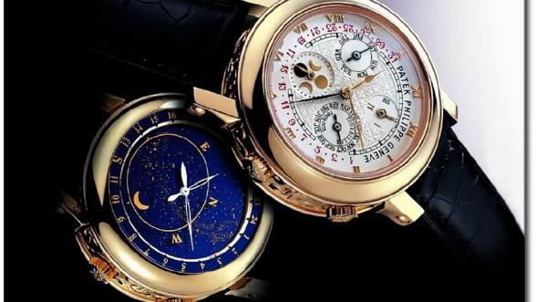 Cele mai scumpe ceasuri de mana pentru barbati