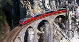 Cele mai spectaculoase calatorii cu trenul
