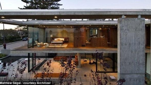 Cele mai spectaculoase proiecte arhitectonice ale ultimului an intra in concurs Galerie foto