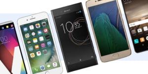 Cele mai tari telefoane lansate in 2017