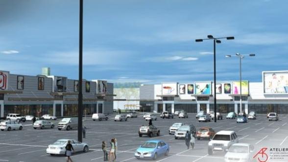 Centrul comercial Vulcan din Rahova va fi inaugurat saptamana viitoare