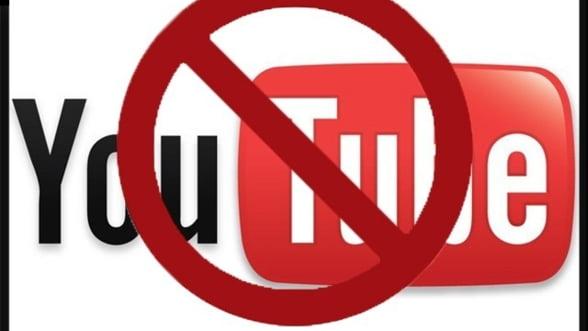 Cenzura Youtube in Egipt: Accesul va fi interzis pentru o luna