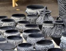 Ceramica de Vadastra, revitalizata dupa aproape sapte milenii de artizanul Ionel Cococi