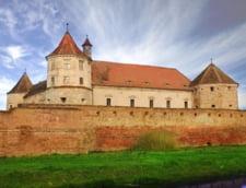 Cetatea Fagaras, al doilea cel mai frumos castel din lume, intr-un top de specialitate