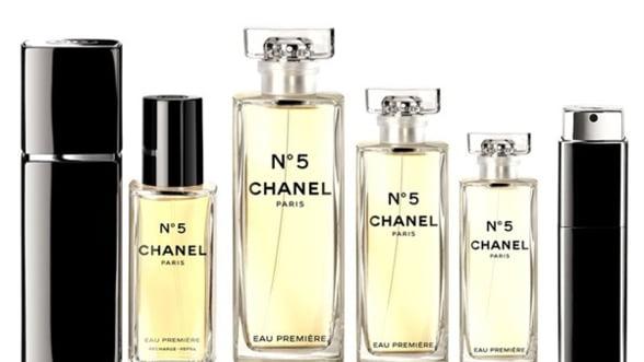 Chanel va lansa editia limitata No 5 Eau Premiere