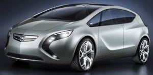Chevrolet Volt se va numi Opel Electra in Europa