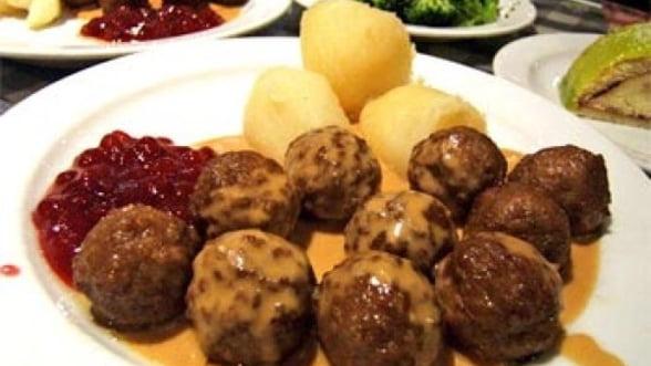 Chiftelele vandute de Ikea in Bulgaria nu contin carne de cal
