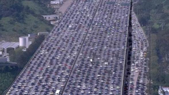 China, prima tara in care s-au vandut peste 20 de milioane de masini intr-un an