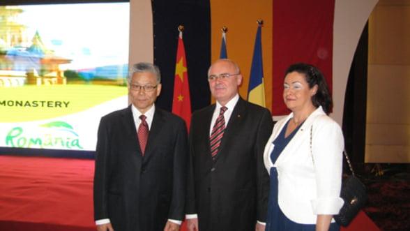 China Development Bank, asteptata la Bucuresti - Interviu Ambasadorul Romaniei la Beijing