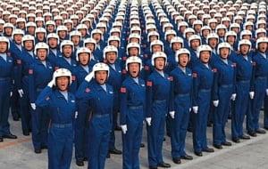 China a devenit al treilea exportator de arme din lume
