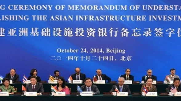 China isi impune regulile si transforma Banca Asiei in realitate
