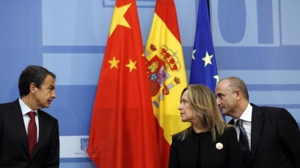 China pune conditii pentru a salva zona euro