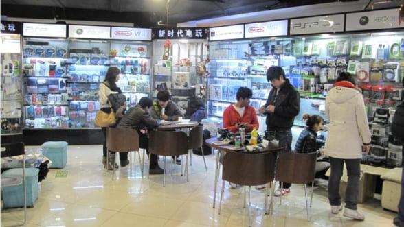 China reia comercializarea consolelor de jocuri video