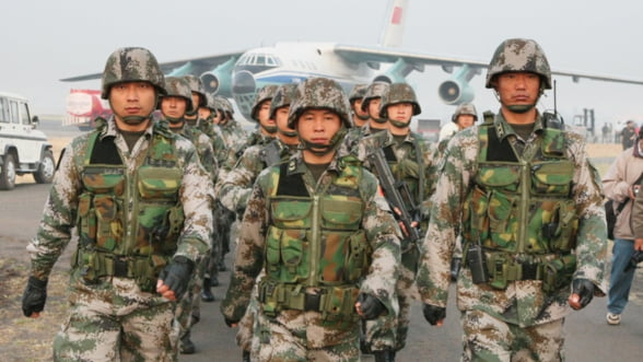 China se inarmeaza pana in dinti. Amenintare sau investitii normale?