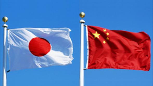 China si Japonia au incheiat un acord de schimb valutar direct