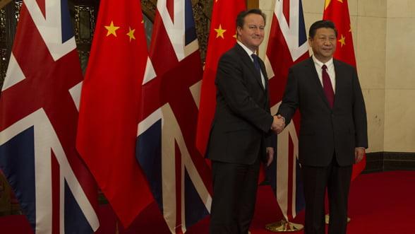 China si Marea Britanie trec la afaceri: Investitii record si planuri nucleare marete