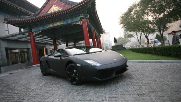 Chinezii, pe punctul de a deveni cei mai mari cumparatori de masini de lux