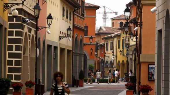 Chinezii au copiat un oras din Italia si l-au transformat in mall