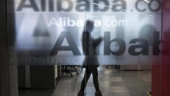 Chinezii de la Alibaba au intrat pe piata americana, dominata de Amazon si eBay