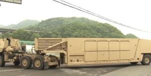 Chinezii le cer americanilor sa-si ia sistemul antiracheta din Coreea de Sud. E cam aceeasi suparare ca a rusilor pe Deveselu