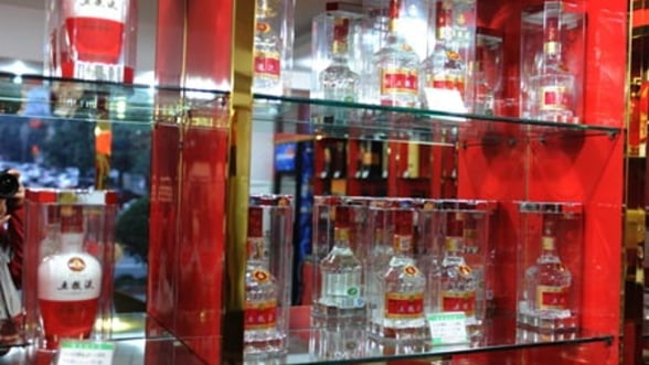 Chinezii nu fac rabat de la bauturi scumpe, in ciuda unei evolutii economice mai slabe