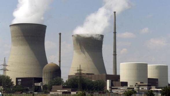 Chinezii vor sa investeasca in reactoarele nucleare de la Cernavoda