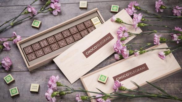Chocolissimo vinde ciocolata belgiana in valoare de 1,2 milioane de lei in primele trei luni ale anului, dublu fata de aceeasi perioada din 2017
