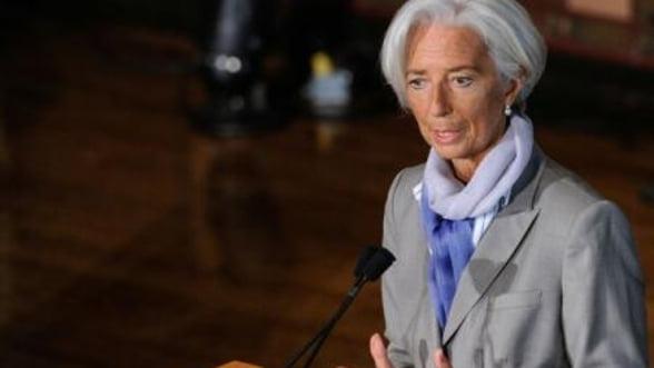 Christine Lagarde: Investiti 6.000 de miliarde de dolari in infrastructura