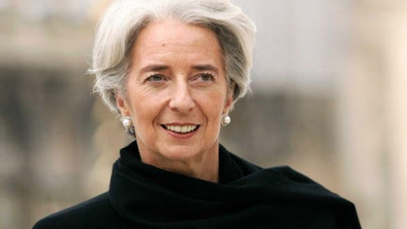 Christine Lagarde neaga iminenta unui razboi valutar intre marile puteri