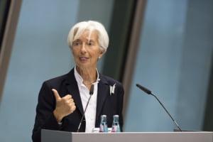 Christine Lagarde si-a dat demisia din fruntea FMI