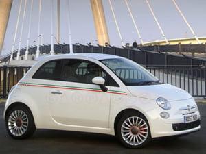 Chrysler va produce o versiune electrica a Fiat 500 pentru piata SUA