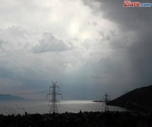 Ciclonul Olaf se indreapta catre Romania