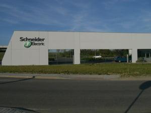 Cifra de afacerei Schneider Electric a crescut cu 10,6%